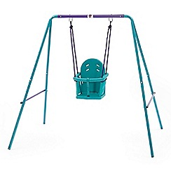 Plum - 2 in 1 metal swing