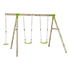 Plum - Loris wooden garden set