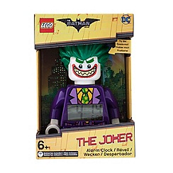 LEGO - The Batman Movie - Joker Alarm Clock