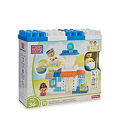 Mega Bloks - Sky bright Airport Playset
