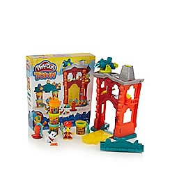 Play-Doh - Firehouse town play set