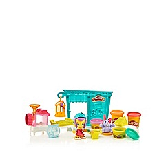 Play-Doh - Pet store town play set