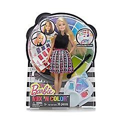 Flair - Barbie Mix 'n Colour set