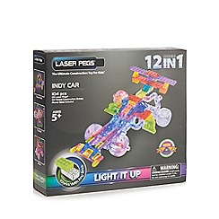 Laser Pegs - 12 in 1 Indy Car
