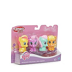My Little Pony - Pack of 4 My Little Pony figures