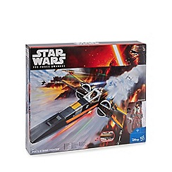 Star Wars - Star Wars Poe's X-wing Fighter figure set