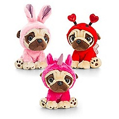 Keel - 14cm Pugsley Dress up 3 Assortment