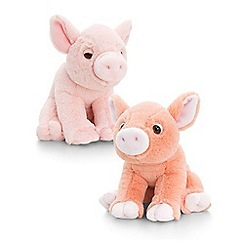 Keel - 16cm Pig with Sound 2 Assortment