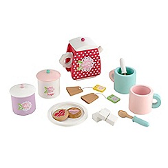Early Learning Centre - Wooden Tea Set