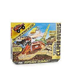 Tonka - Climb-Overs Jeep Ripsaw Summit playset
