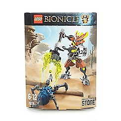 LEGO - Bionicle Protector of Stone toy