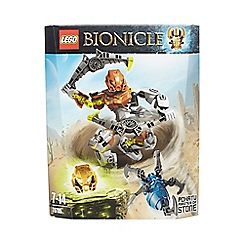 LEGO - Bionicle Pohatu Master of Stone toy