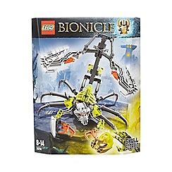 LEGO - Bionicle Skull Scorpio toy