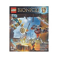 LEGO - Bionicle Mask Maker vs Skull Grinder toy