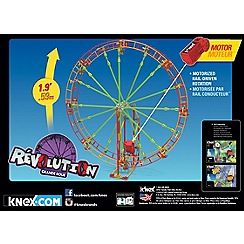 K'Nex - Revolution Ferris Wheel Building Set - 15408