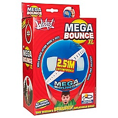 Wicked Vision - Mega Bounce XL Ball - Red or Blue