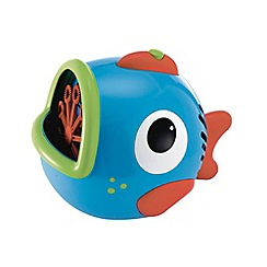 Early Learning Centre - Create lots of bubbles with the Freddy the Fish bubble machine in the garden or at birthday parties