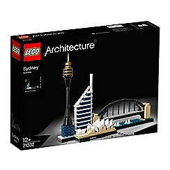 LEGO - Architecture interpretation of Sydney 21032