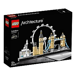 LEGO - Architecture interpretation of London 21034