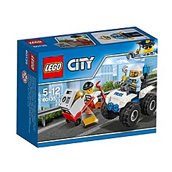 LEGO - Chase down the crook with the ATV! 60135