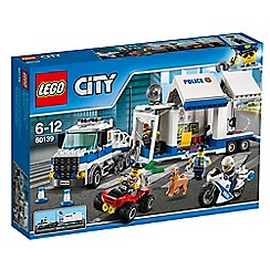 LEGO - Stop the crooks before they escape from the mobile jail! 60139