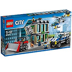 LEGO - Bulldozer Break-in 60140