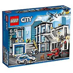 LEGO - LEGO City  - Police Station - 60141