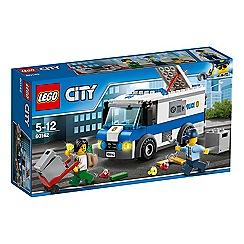 LEGO - City- Police Transporter - 60142