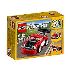 LEGO - LEGO Creator - Red racer 31055