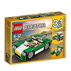 LEGO - LEGO Creator - Green Cruiser 31056