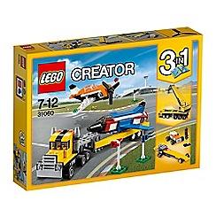 LEGO - LEGO Creator - Airshow Aces 31060
