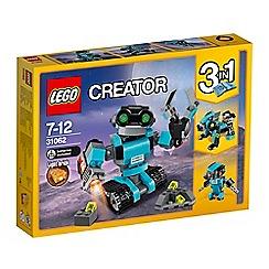 LEGO - LEGO Creator - Robo Explorer 31062