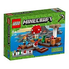 LEGO - Minecraft - The Mushroom Island - 21129