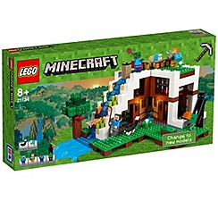 LEGO - Minecraft - The Waterfall Base - 21134