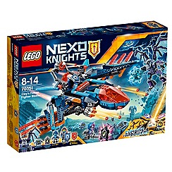 LEGO - NEXO Knights - Clay's Falcon Fighter Blaster 70351