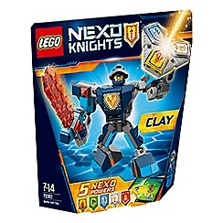 LEGO - NEXO Knights - Battle Suit Clay 70362