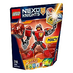 LEGO - NEXO Knights - Battle Suit Macy 70363