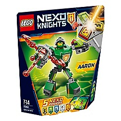 LEGO - LEGO NEXO Knights - Battle Suit Aaron - 70364