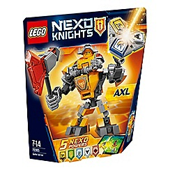 LEGO - LEGO NEXO Knights -Battle Suit Axl - 70365