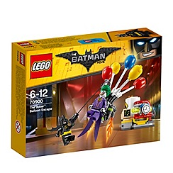 LEGO - The Batman Movie - The Joker - Balloon Escape 70900