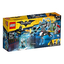 LEGO - The Batman Movie - Mr. Freeze - Ice Attack 70901