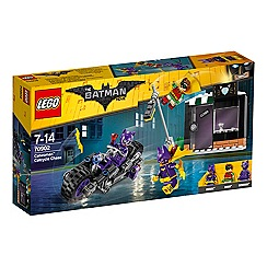 LEGO - The Batman Movie - Catwoman - Catcycle Chase 70902