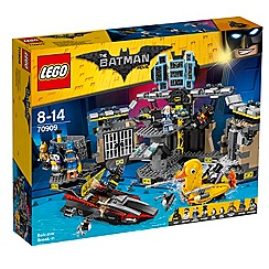 LEGO - The Batman Movie - Batcave Break-in 70909