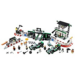 LEGO - Play every role of a top motor racing team on race day! 75883