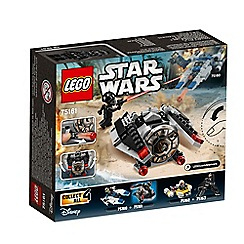 LEGO - Star Wars TIE Striker  Microfighter