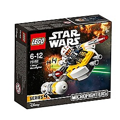 LEGO - Star Wars Y-Wing Microfighter