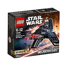 LEGO - Star Wars Krennic's Imperial Shuttle Microfighter