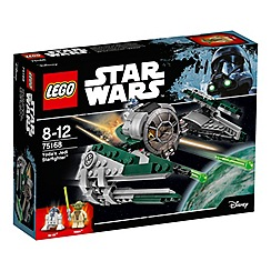 LEGO - Star Wars Yoda's Jedi Starfighter 75168