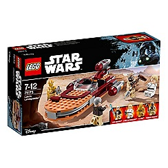 Star Wars - Luke's Land speeder