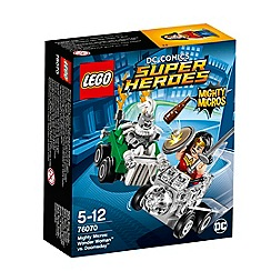 LEGO - Mighty Micros: Wonder Woman vs. Doomsday 76070